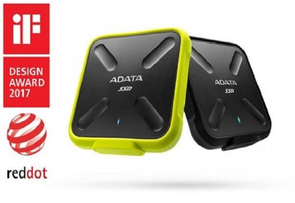 img4 Wyprodukowany przez ADATA wytrzymały dysk zewnętrzny SD700 zdobył nagrodę Red Dot Award 2017